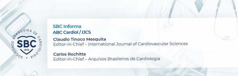 Fast Track ABC Cardiol e IJCS Coronavírus